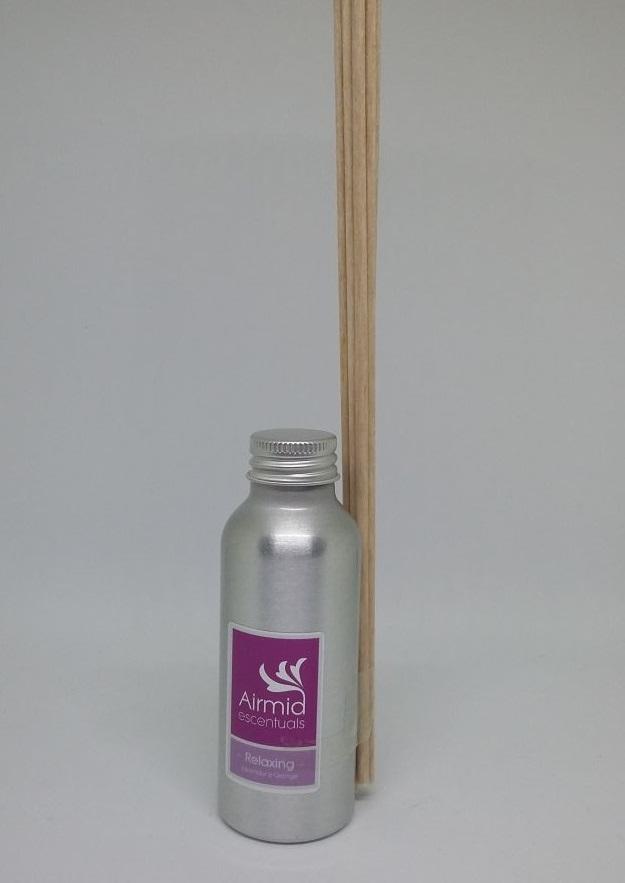 Relaxing Lavender & Orange Diffuser Refill