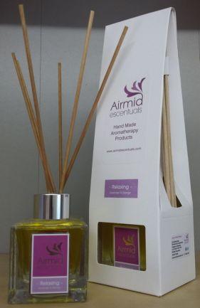 Relaxing Lavender & Orange Diffuser
