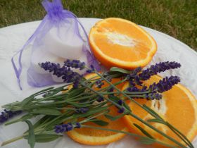 Relaxing Lavender & Orange Melts