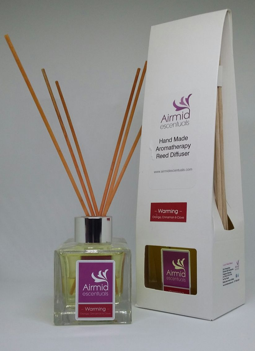 Warming Orange, Cinnamon & Clove Diffuser